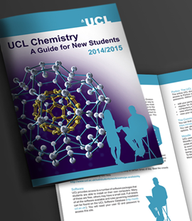 student guide UCL Chemistry